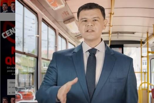 Vinícius Siqueira é intimado pela Justiça por chamar Marquinhos Trad de ditador