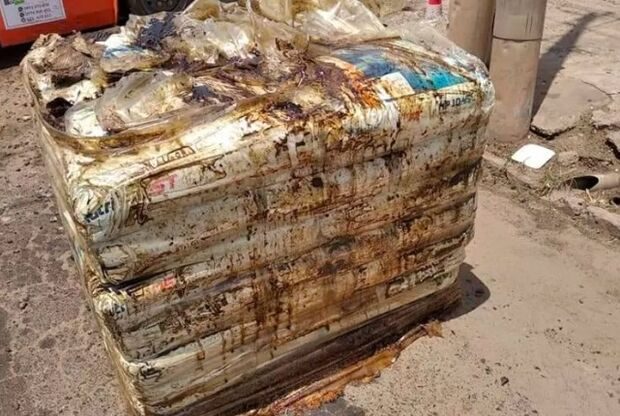 Sete cadáveres são achados em contêiner vindo da Sérvia para o Paraguai