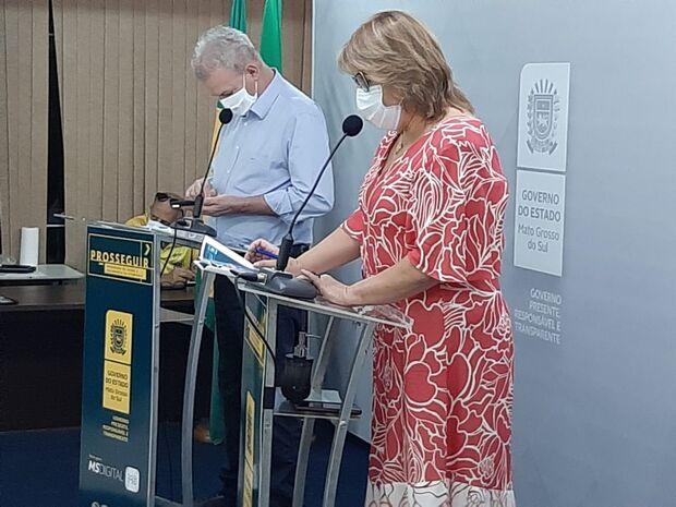 Geraldo Resende alerta para novo aumento de casos da covid em MS