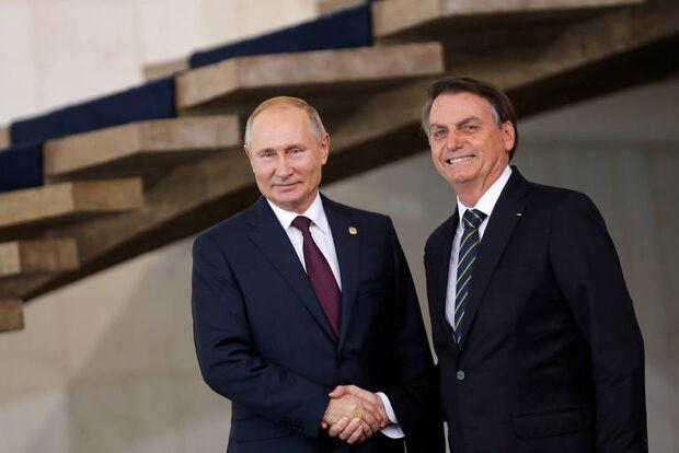 Bolsonaro e Putin acertam soltura de Robson, preso na Rússia há quase dois anos