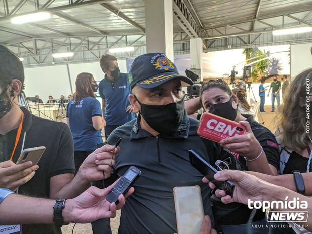 Com reforço policial na fronteira, tenente-coronel diz que eleições foram tranquilas no Estado