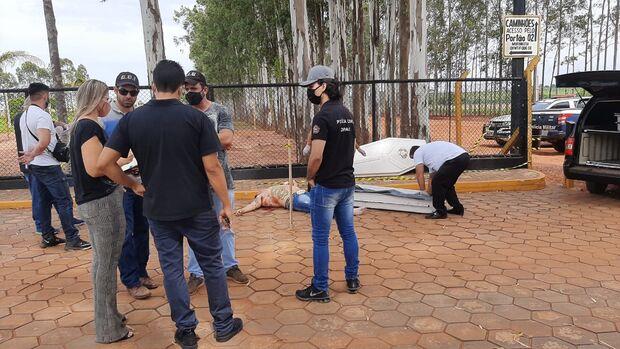 Vídeo: presos comemoram morte de JP na Gameleira