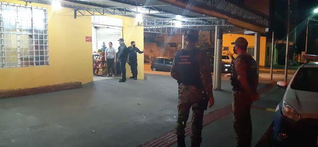 Na madrugada, GCM aborda e orienta 226 pessoas no toque de recolher em Campo Grande