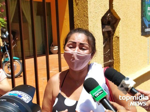 Abalada, mulher agredida por PMs quer que Justiça seja feita