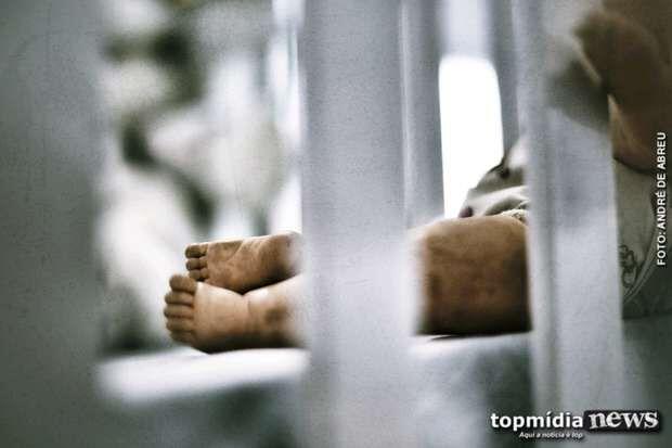 Bebê espancada em Nova Alvorada do Sul segue no CTI; pais são investigados