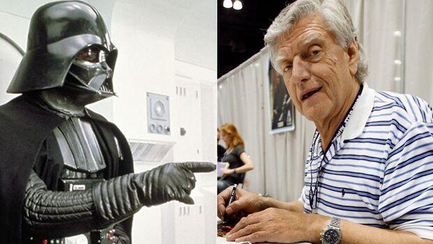 'Que a força esteja com ele': morre David Prowse, o primeiro Darth Vader de Guerra nas Estrelas