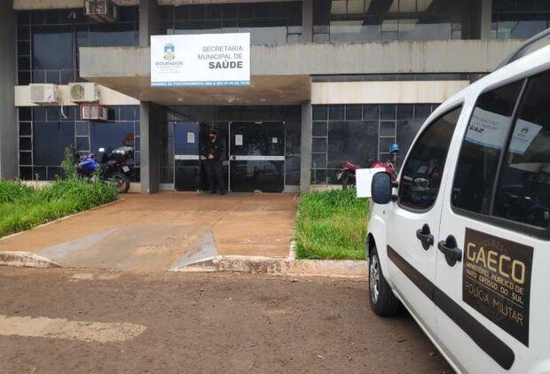 Prefeitura de Dourados volta a ser alvo do Gaeco em nova operação