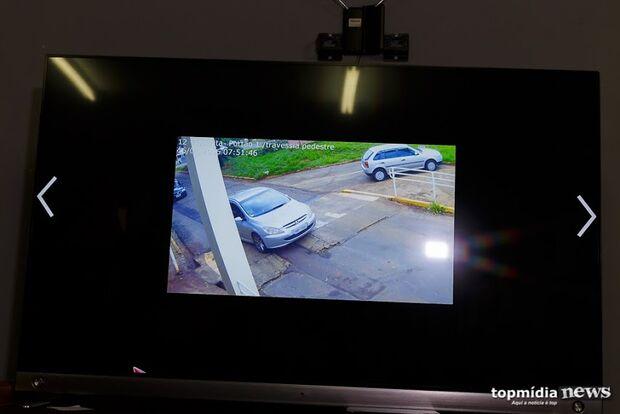 Funileiro quebra muro para furtar casa da vizinha em Campo Grande