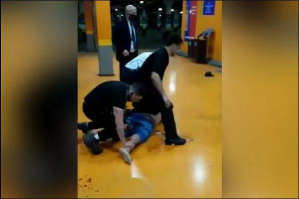 """Presidente do Carrefour lamenta morte: """"imagens insuportáveis"""""""