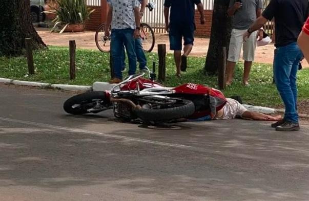 Homem é morto após assalto a posto de combustível na fronteira