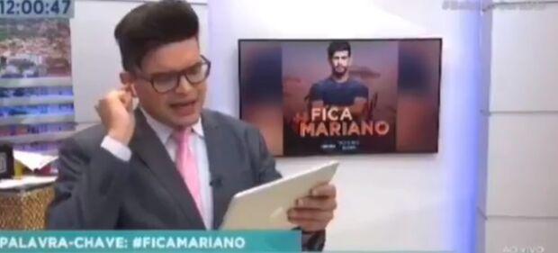 Rodrigão virou polêmica, mas campanha deu certo e Mariano segue em 'A Fazenda'