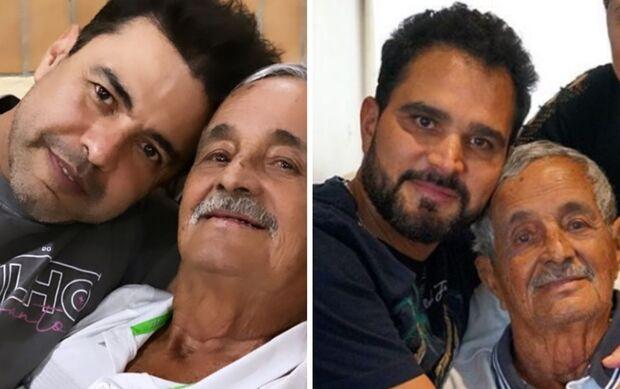 Pai de Zezé e Luciano, Francisco Camargo morre aos 83 anos