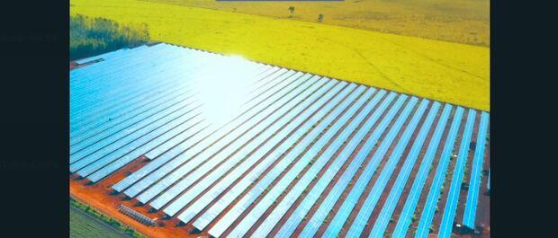 Economia de R$ 200 mi: Cassems ativa usina fotovoltaica e vai abastecer unidades em MS
