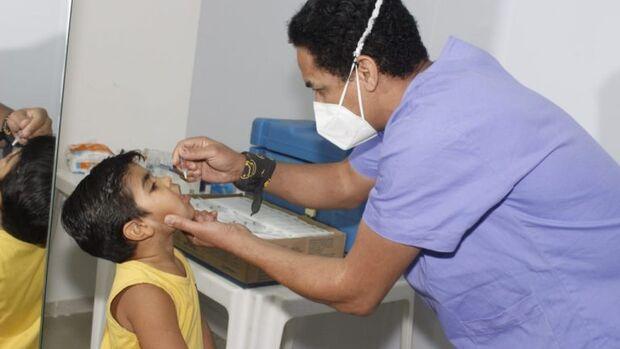 Campanha vai levar vacinas para escolas e igrejas em Campo Grande