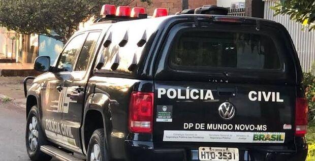 Trio é preso por tráfico de drogas em Mundo Novo