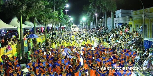 Prefeito diz que carnaval em Corumbá só no 2º semestre: 'se houver'