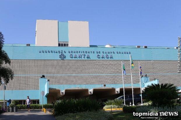 Santa Casa reabre leitos e contrata profissionais de saúde para ajudar no combate à covid-19