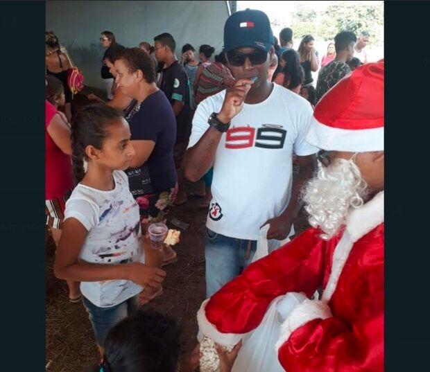 Natal Encantado na Vila Fernanda quer atender mil crianças, mas precisa de 'corações solidários'