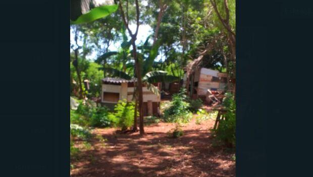 Crianças dizem que doações só chegam para outra favela e também querem 'Feliz Natal'