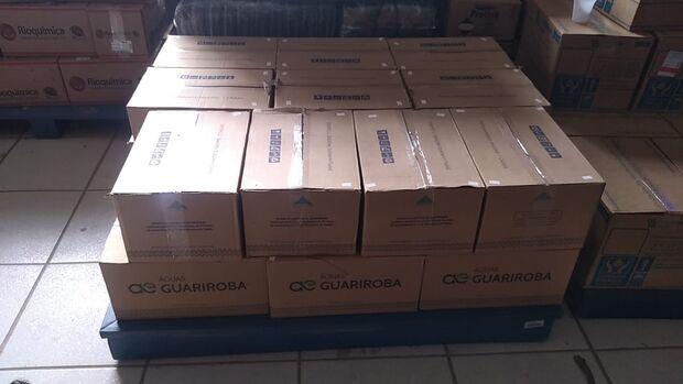 HRMS receberá semanalmente 1.400 copos de água em ação colaborativa da Águas Guariroba
