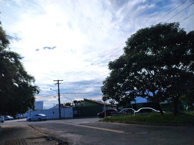 Terça-feira de tempo instável em Mato Grosso do Sul