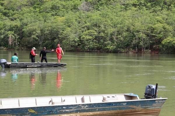 Corpo de técnico é achado no rio Sucuriú após desaparecimento em MS