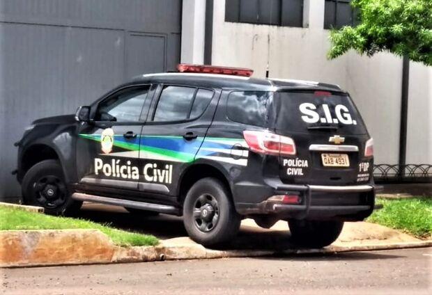 Cinco adolescentes e duas crianças participaram de furto em associação de Nova Andradina