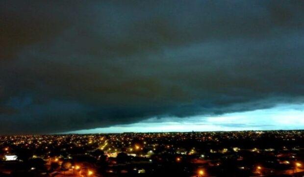 Quinta-feira de muita chuva e estragos em Mato Grosso do Sul