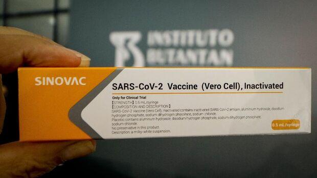 Butantan diz que Coronavac, vacina encomendada por Campo Grande, tem eficácia geral de 50,4%