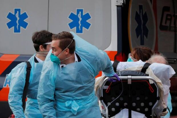 A covid-19 está matando! Mais 22 pessoas morrem e quase mil são positivos em 24h