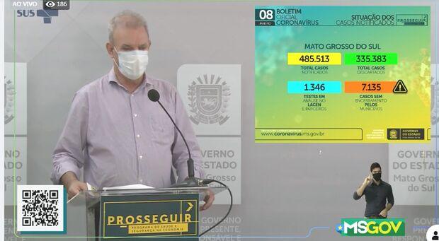 MS terá força-tarefa para distribuir vacinas em 48h nos 79 municípios