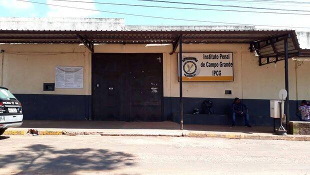 Preso morre após passar mal em Instituto Penal de Campo Grande