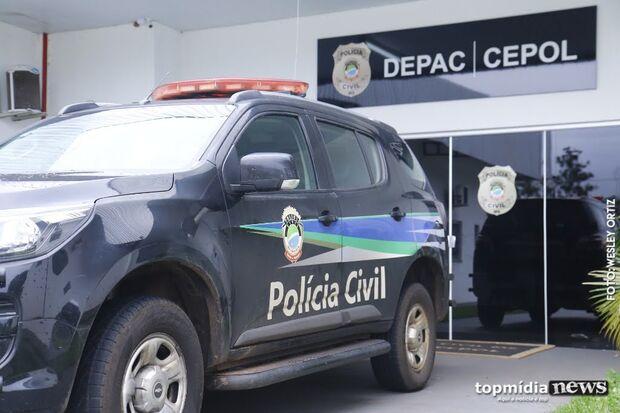'Fica calmo, cadê a chave do carro?', diz bandido ao roubar veículo em Campo Grande