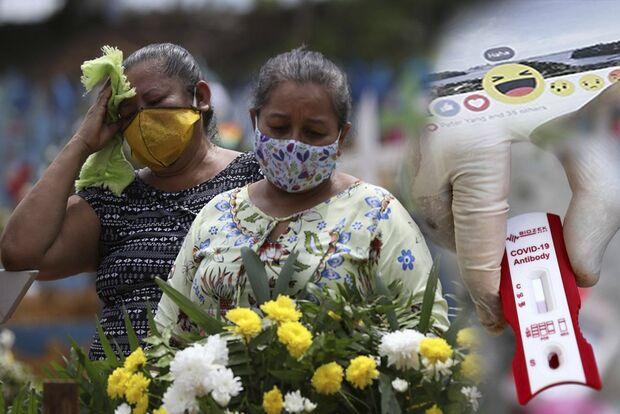 Na Lata: enquanto povo morre de covid, internautas dão risada