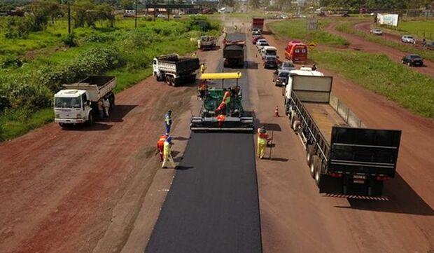 Azambuja lança megapacote de obras de R$ 376 milhões para MS