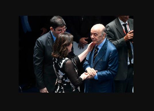 José Serra cita 'seriedade e firmeza' de Simone na CCJ e a quer presidente do Senado