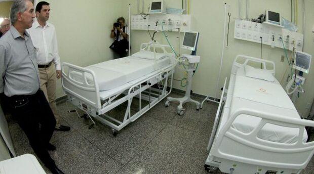Apesar de dez vagas ofertadas, MS não recebeu pedidos de UTIs para doentes de Manaus