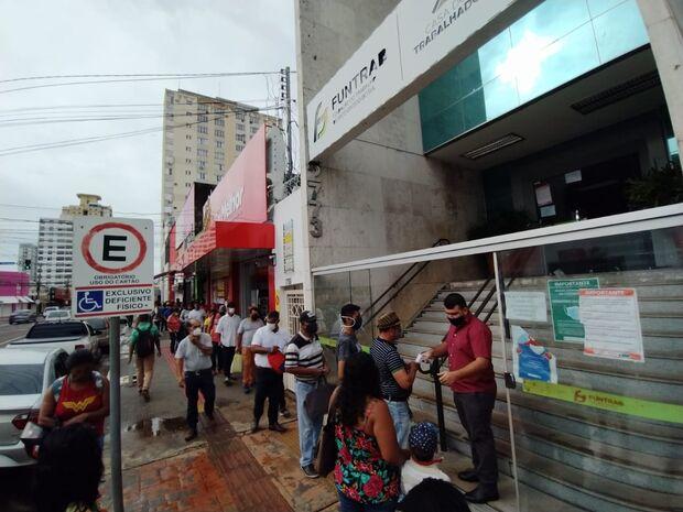 Funtrab oferece 288 vagas de emprego para Campo Grande
