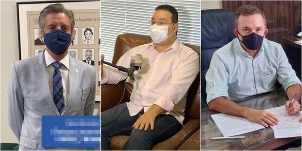 Com colapso e mortes por asfixia, mais um deputado de MS assina proposta de CPI contra Bolsonaro