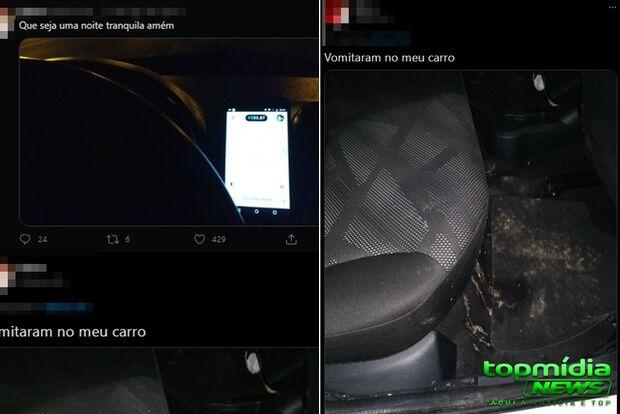 Motoristas reclamam de passageiros 'porquinhos' e destacam prejuízo em Campo Grande