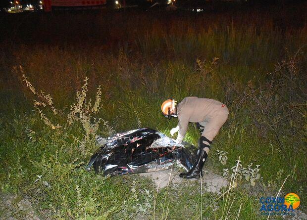 Trágico: caminhoneiro tenta ajudar mulher na BR-163, mas morre atropelado