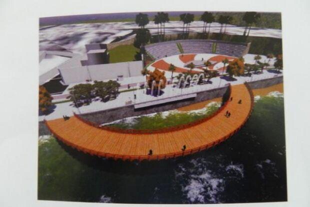 Projeto de orla portuária coloca Ladário na rota turística de MS