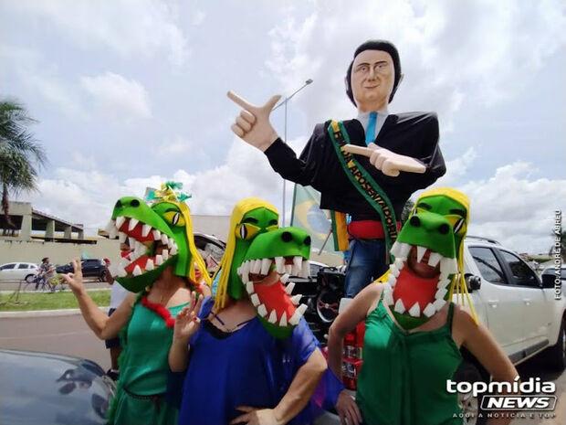 Frente Fora Bolsonaro admite divergências, mas reforça crescimento do movimento em MS