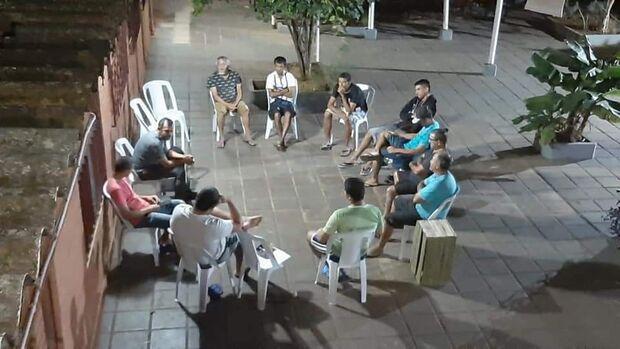 Projeto Simão ajuda dependentes químicos a mudar de vida em Campo Grande