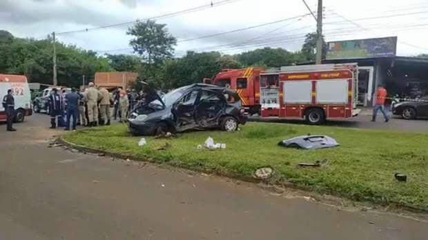 Justiça nega liberdade para acusado de causar acidente com duas mortes na Guaicurus