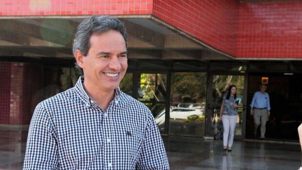 Prefeito Marquinhos Trad vai a Brasília e se reúne com bancada para tratar de recursos
