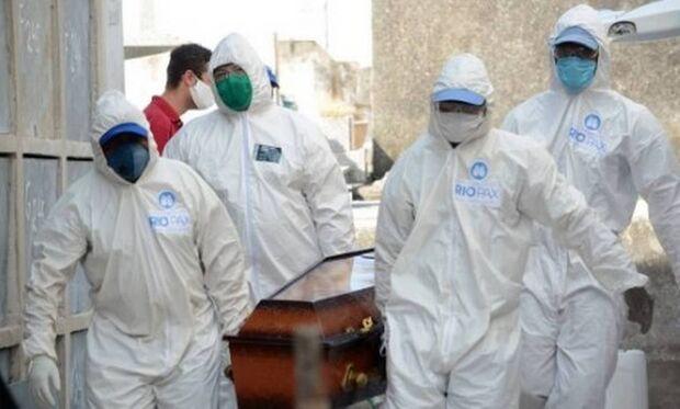 Brasil registra 1.386 mortes e 61 mil casos de covid em 24h