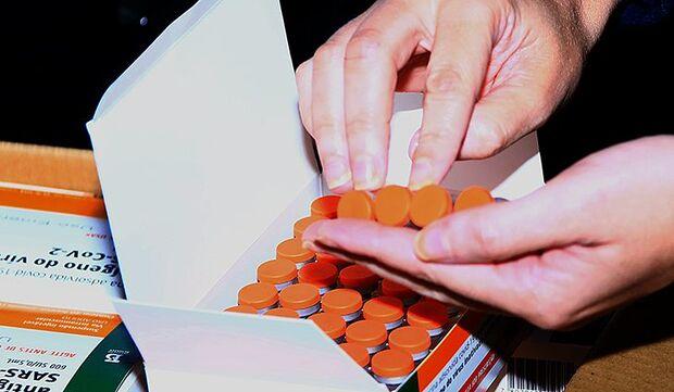 MS recebe sexta remessa com mais 27,8 mil doses de vacina contra covid