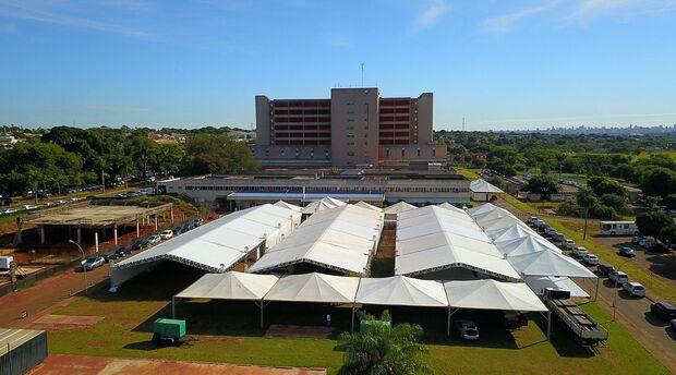 Hospitais de campanha serão reabertos apenas com aval de especialistas em MS