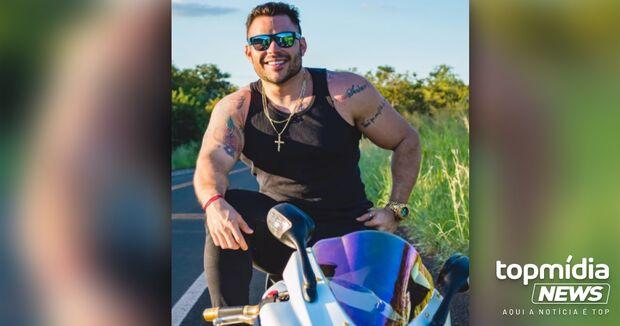 Dono de casa noturna morre em batida de moto na BR-060, perto de Campo Grande